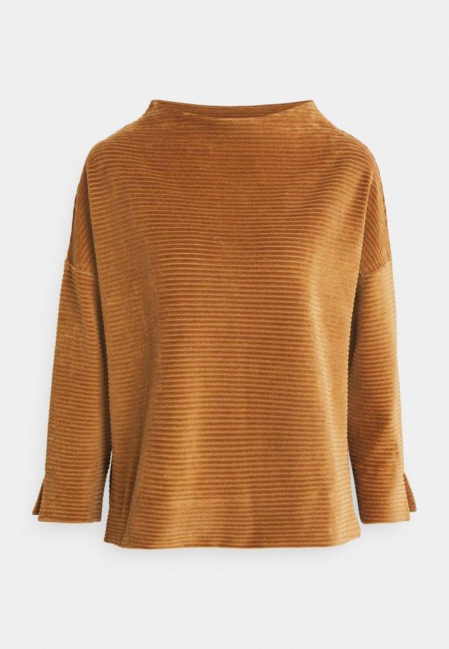 UTOKA - Sweatshirt - roasted hazel