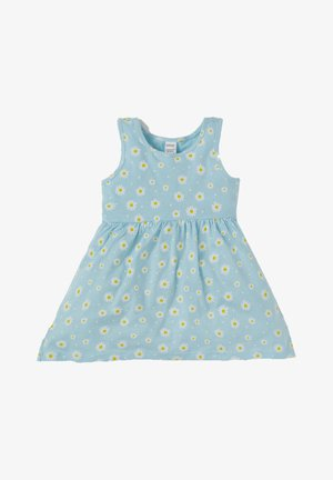Jumper dress - blue
