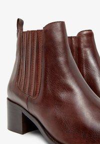 Bianco - BIACAROL  - Classic ankle boots - dark brown - 3