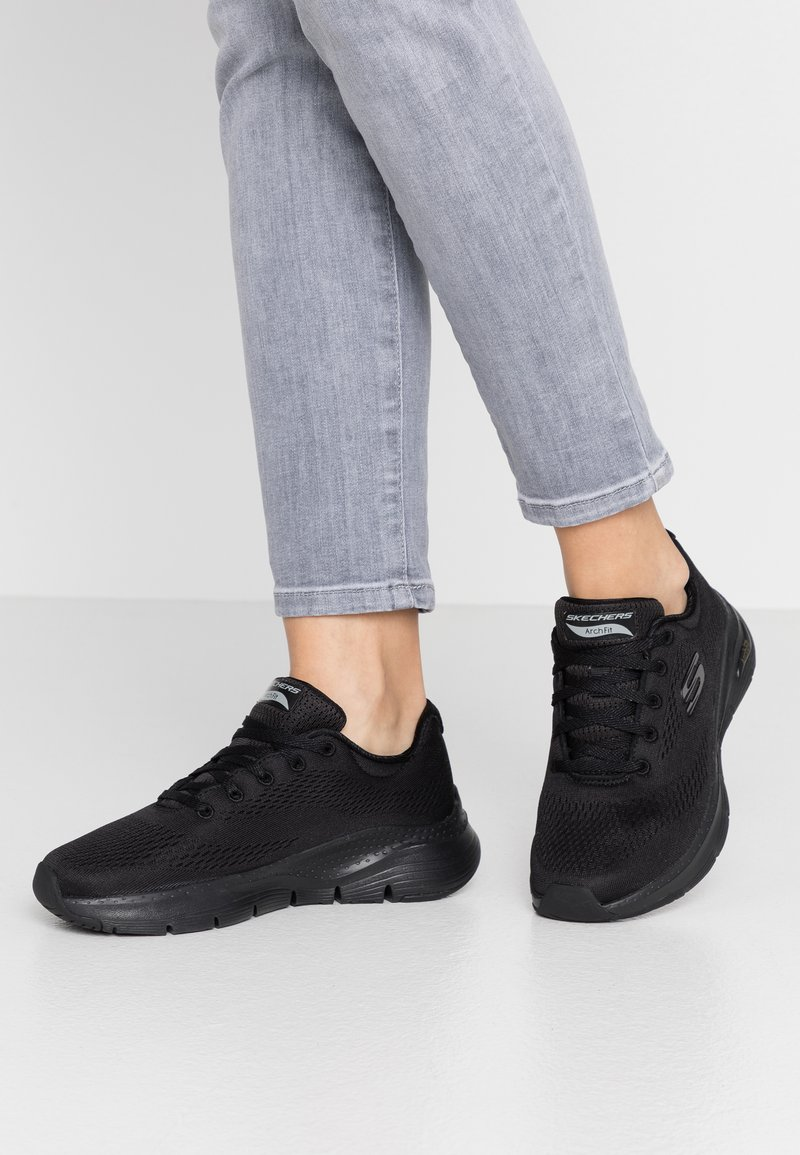 Skechers Sport - ARCH FIT - Trainers - black