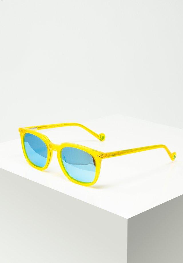 MAXI - Occhiali da sole - yellow