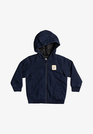 Gewatteerde jas - navy blazer