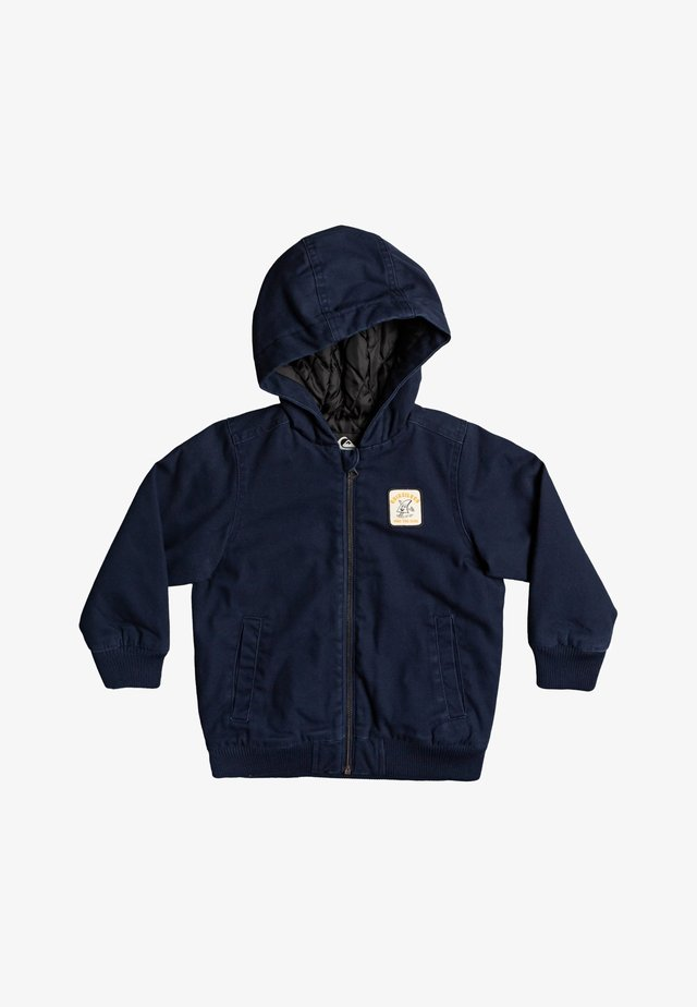 Down jacket - navy blazer