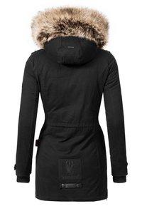 Navahoo - PAULINE - Winter coat - black - 1