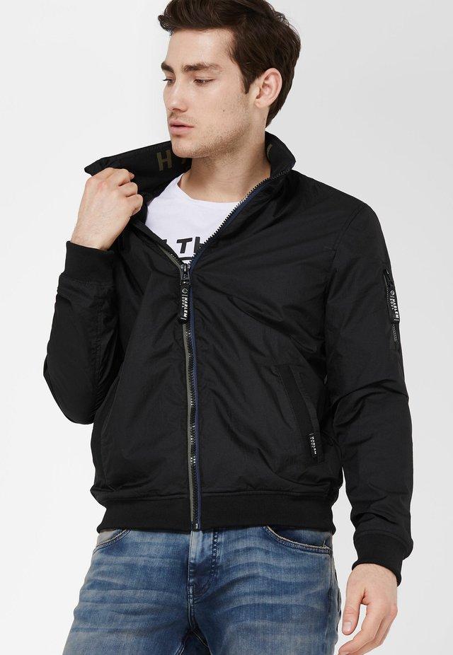 WASHING-TON  - Light jacket - black