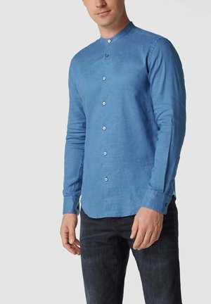 Shirt - rauchblau