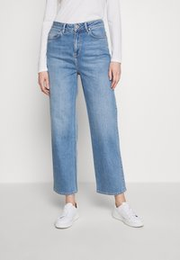 2nd Day - RAVEN THINKTWICE - Relaxed fit jeans - mid blue - 0