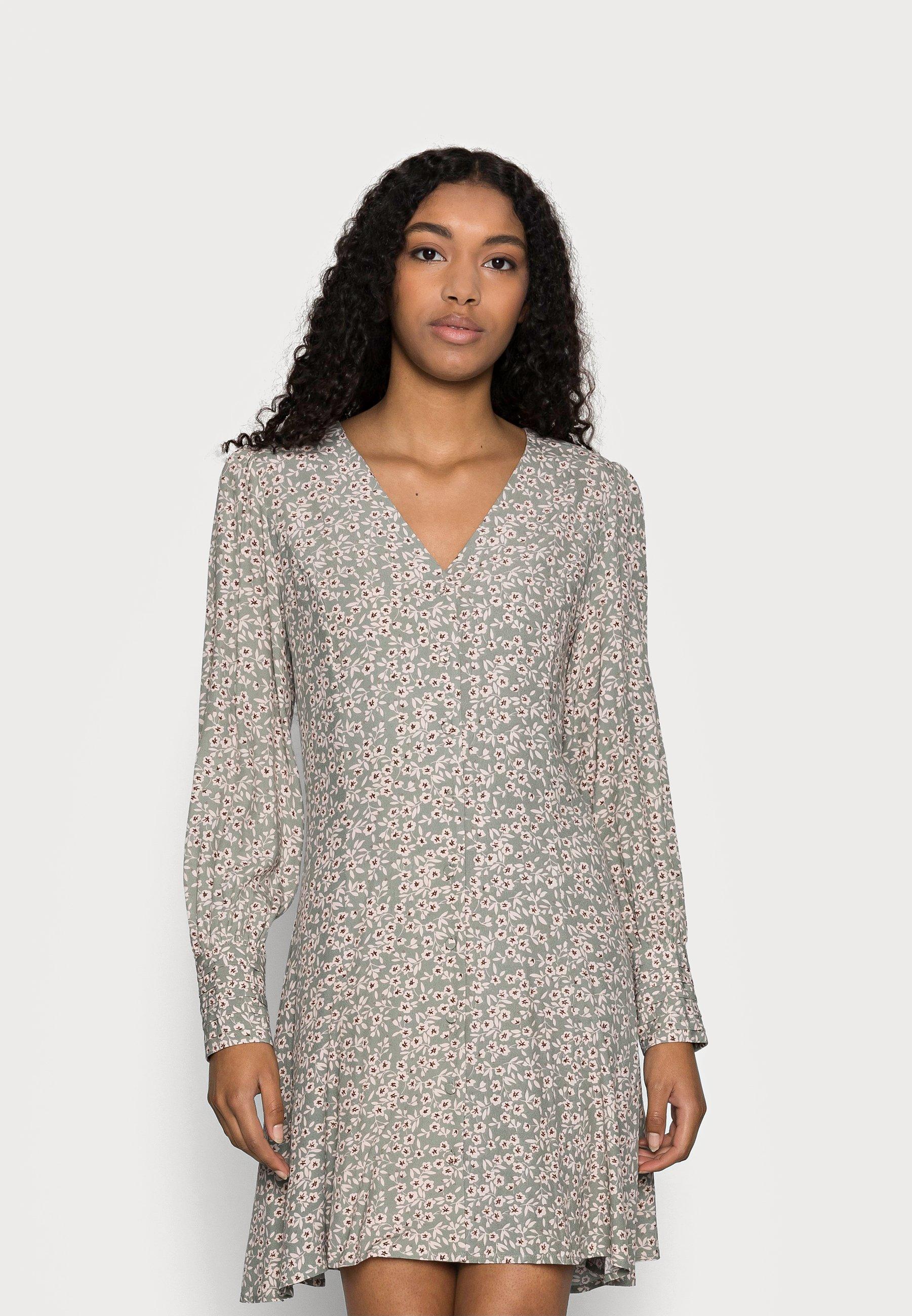 Women YASLICURA DRESS - Shirt dress