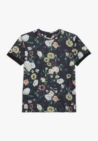 Criminal Damage - DANTE TEE - T-shirt med print - black/multi - 0