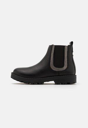 GROOKY - Classic ankle boots - noir/argent