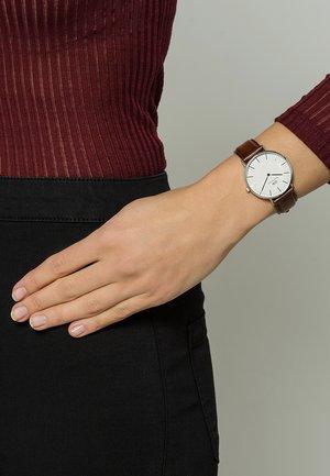 CLASSIC ST MAWES - Watch - silber/braun