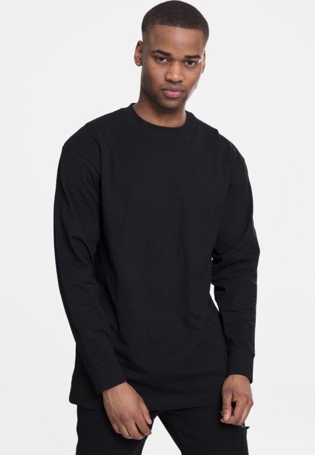 TALL TEE  - Bluzka z długim rękawem - black