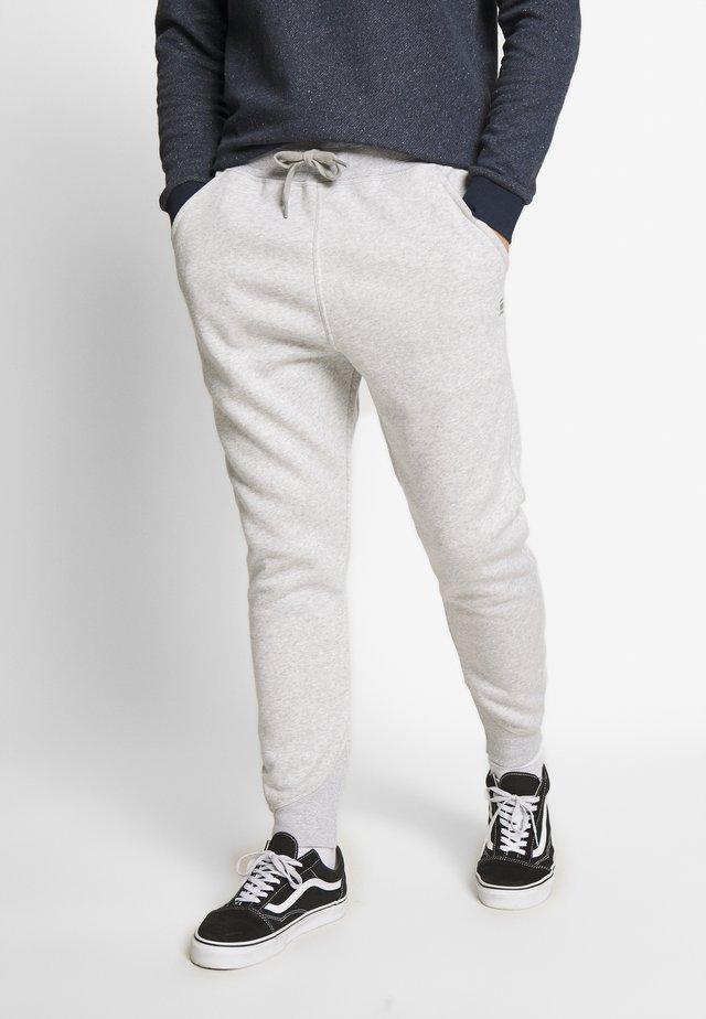 PREMIUM CORE TYPE - Tracksuit bottoms - light grey