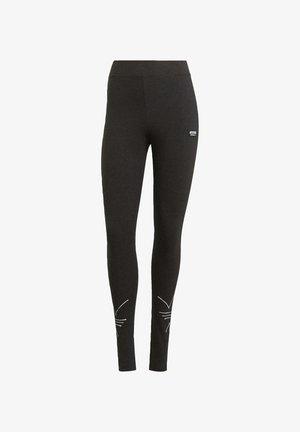 Legging - black melange