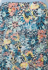 Roxy - MARINE BLOOM MIDI DRESS - Day dress - powder puff flower - 2
