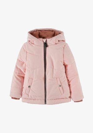 Jas - pastel pink