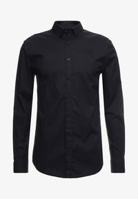 SIKSILK - STRETCH - Camicia - black - 3