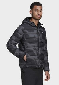adidas Performance - Sports jacket - grey - 3