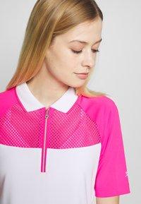 Daily Sports - DOMIA - Koszulka polo - hot pink - 3