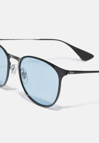 Ray-Ban - UNISEX - Sunglasses - black - 4