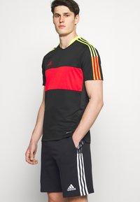 adidas Performance - TIRO 21  - Sports shorts - black - 3