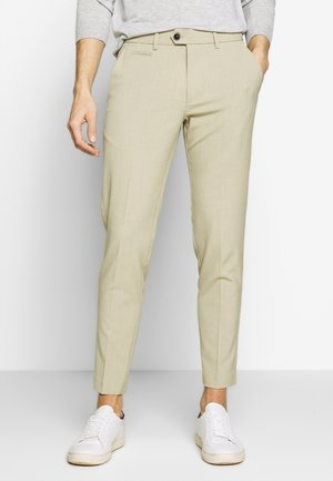CLUB PANTS - Broek - sand
