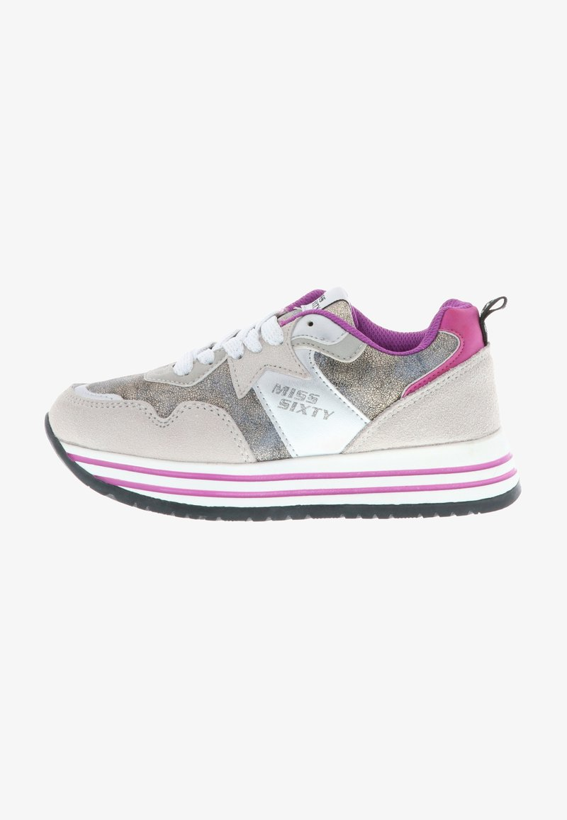 Miss Sixty - Trainers - silber