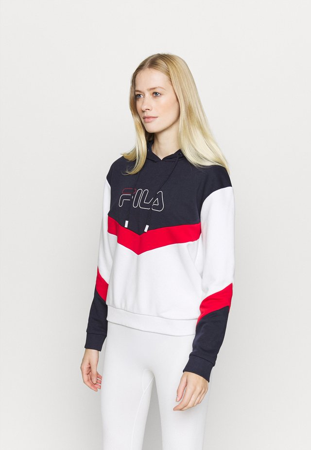 LACEY - Hoodie - bright white
