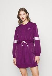 adidas Originals - BELLISTA - Vestito estivo - power berry - 0