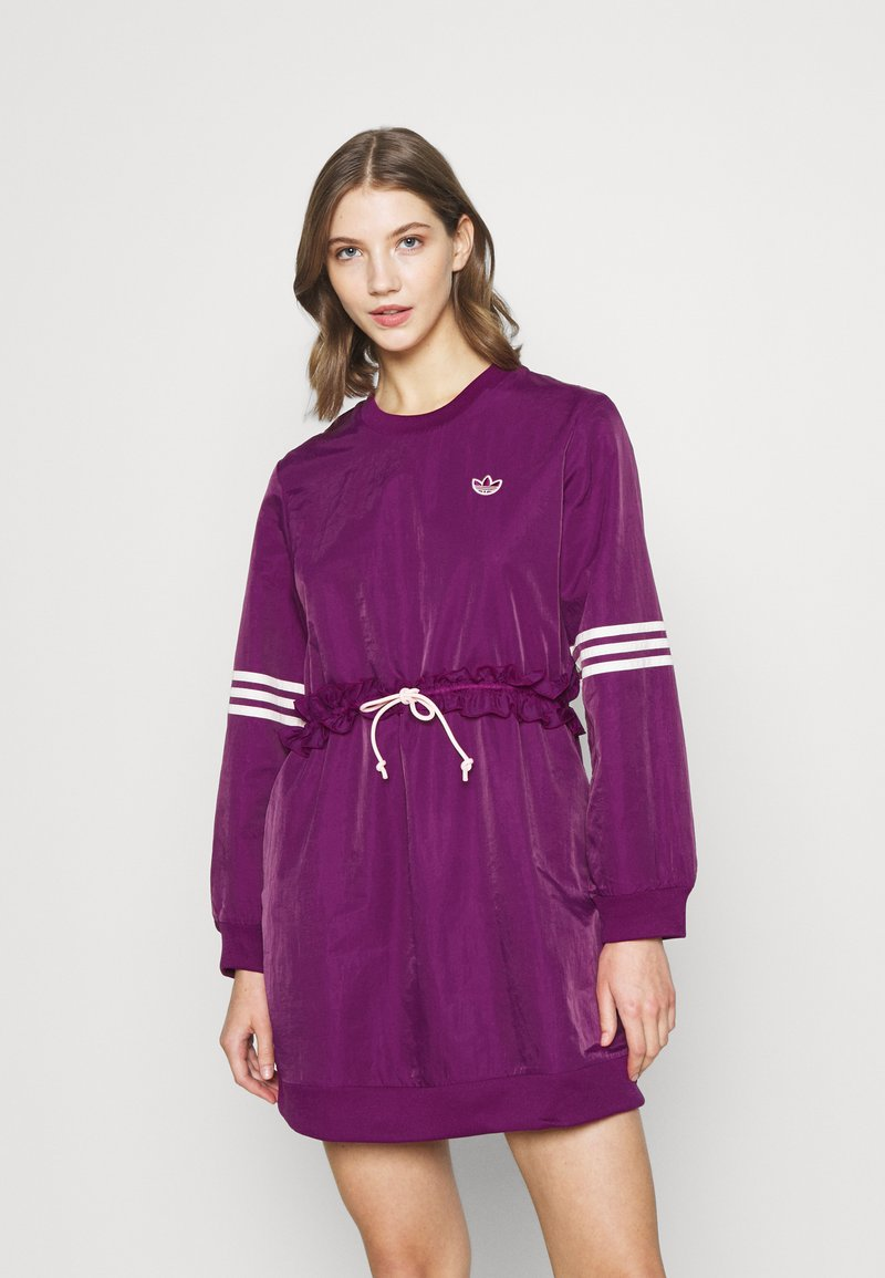 adidas Originals - BELLISTA - Vestito estivo - power berry