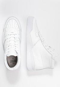 GARMENT PROJECT - Sneaker high - white - 3