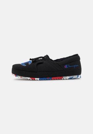 SLIDE UNIVERSITY MIXER - Sportovní boty - black