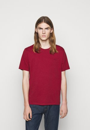 DERO - Basic T-shirt - medium red