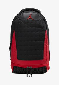 Jordan - RETRO 13 PACK - Rucksack - black/gym red - 7