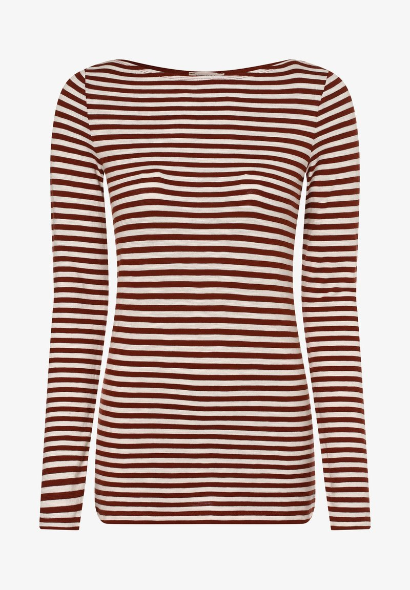 Marc O'Polo - Long sleeved top - terra weiß