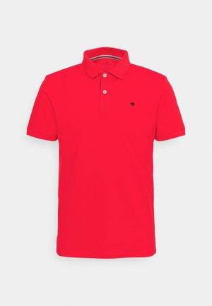 BASIC - Polo shirt - powerful red