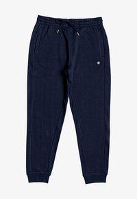 DC Shoes - Tracksuit bottoms - blue - 0