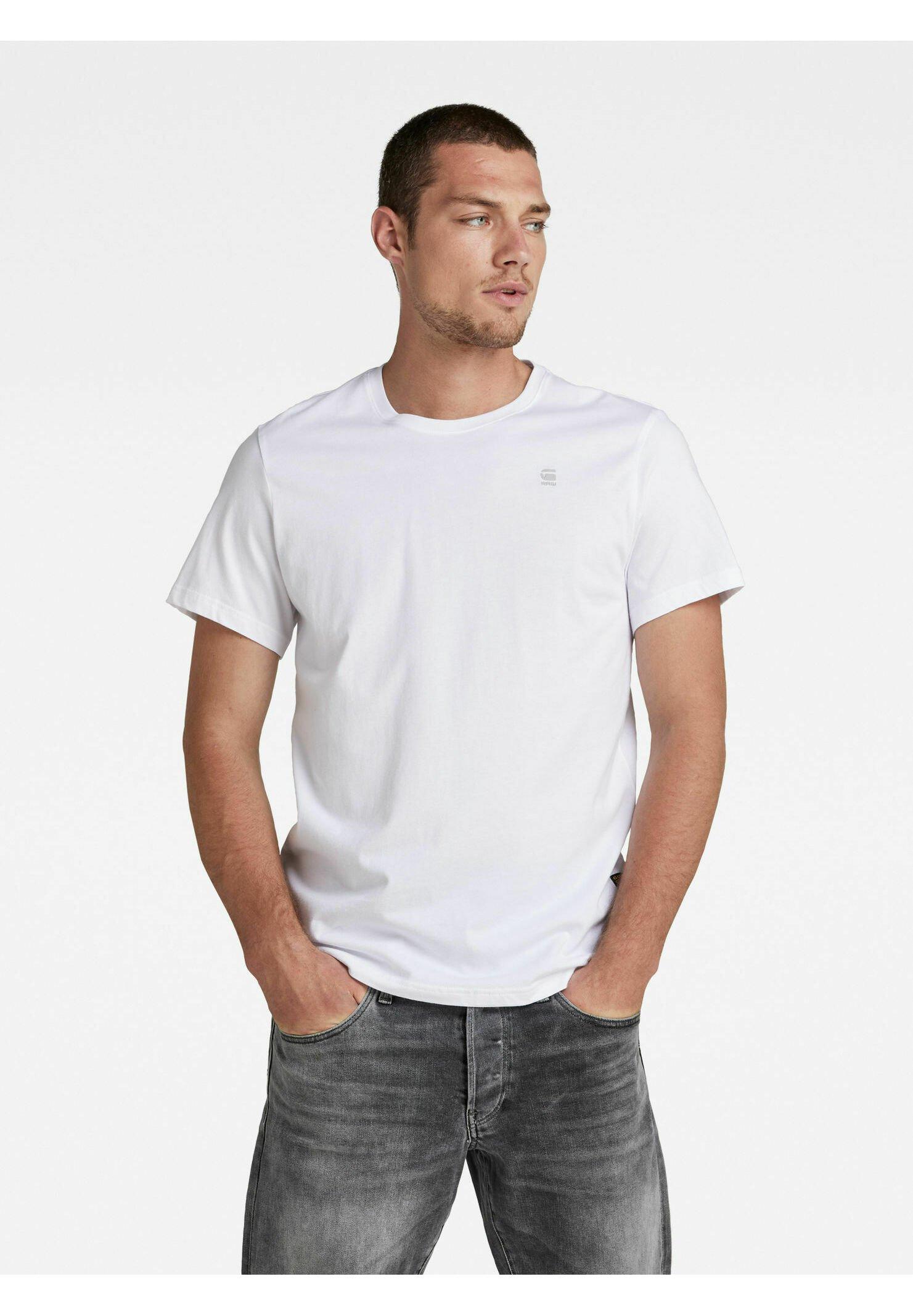 Homme BASE R - 2 PACK - T-shirt imprimé