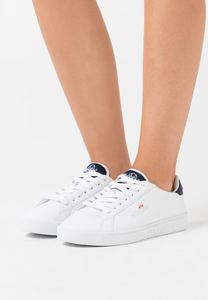 CAMPO - Trainers - white/dark blue