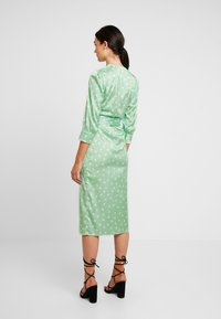 Aéryne - COWRY DOT DRESS - Day dress - mint - 2