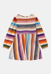 Missoni Kids - MANICA LUNGA CON TAGLI - Jumper dress - multi-coloured - 1