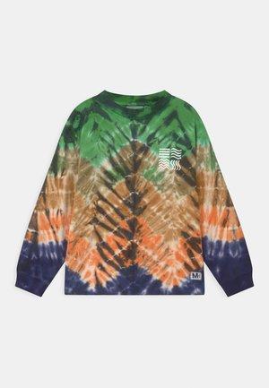 RIN - Camiseta de manga larga - orange/green