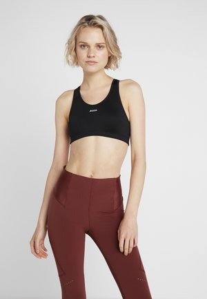 CROP TOP SEASONAL - Sports-BH-er med medium støtte - schwarz