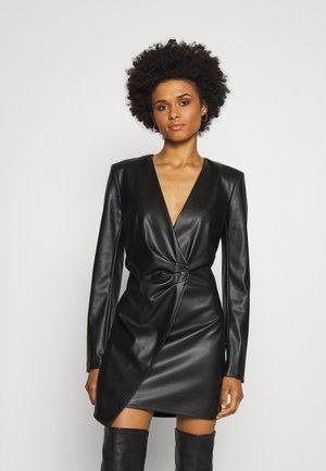 DRESS - Cocktail dress / Party dress - nero