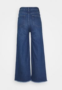 Marks & Spencer London - CROP - Relaxed fit jeans - blue denim - 1
