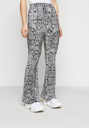 SNAKE PLISSE - Trousers - multi