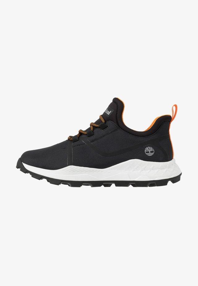 BROOKLYN - Sneakers laag - black