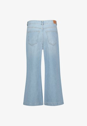 MARC O'POLO DAMEN JEANS - Flared Jeans - blue