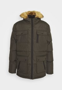 EVEREST - Zimní kabát - khaki