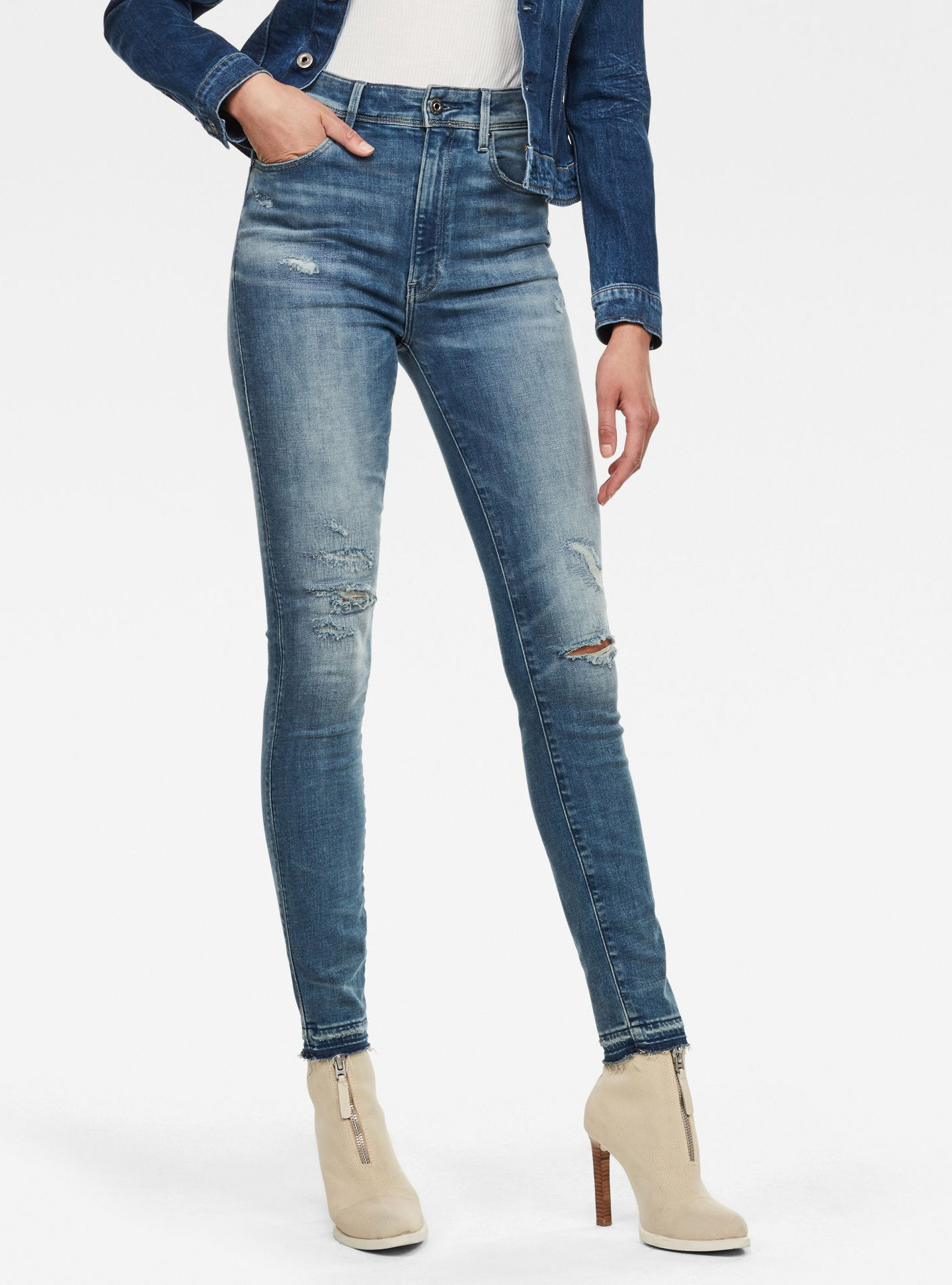 Donna KAFEY - Jeans Skinny Fit
